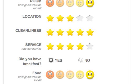 Your review for our services