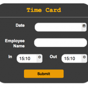 time_Card-form